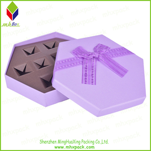 Lid and Base Packaging Gift Chocolate Box
