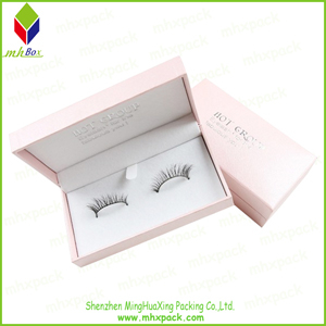 Custom Delicate Eyelash Packaging Paper Box