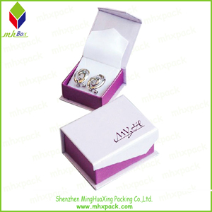 Jewelry Packing Rigid Folding Box