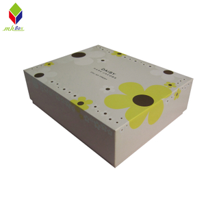 Rectangle Shape Cosmetic Lid & Base Gift Box