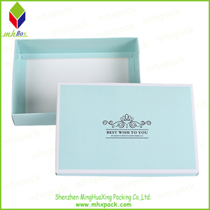 Wholesale Lid and Base Packing Shoe Box