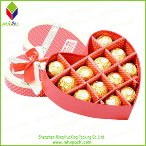 Valentine' s Day Chocolate Packing Gift Paper Box