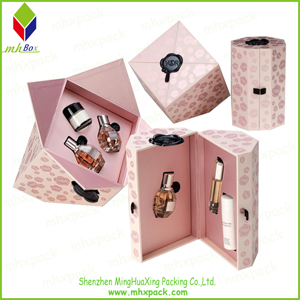 Luxury Cosmetic Packaging Paper Box for Perfume