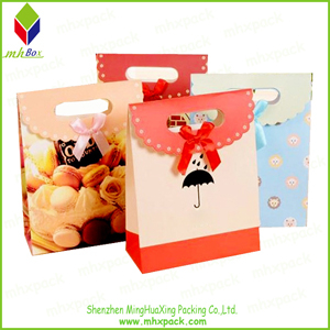 New Fashion Paper Packaging Gift Shopping Bag