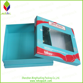 hot sale lid and base paper cardboard gift box
