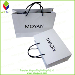 Wholesale Packing Pape Gift Shopping Handbag