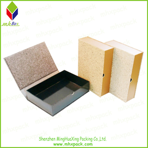 Folding paper Gift Cosmetic Box with Magnet