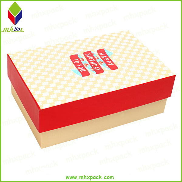 Surprise Paper Packaging Box Party Cardboard Luxury Gift Box