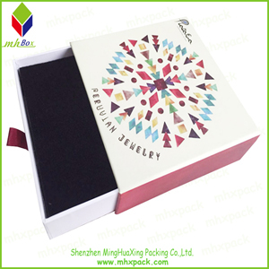 Colorful Printing Paper Drawer Box for Shirt Packing