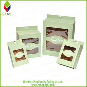 Soap Packaging Cardboard Box with Handle