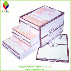 Customized Drawer Style Paper Gift Box