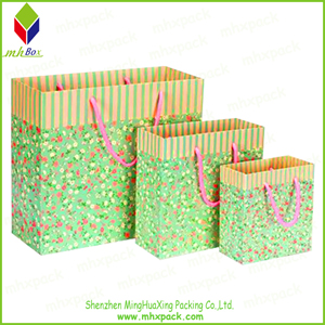 Customized Birthday Gift Packaging Paper Bag