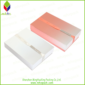 New Product paper packing Gift Box for Shirt