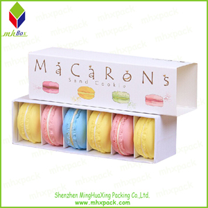wholesale Macaron Packaging Cardboard Box